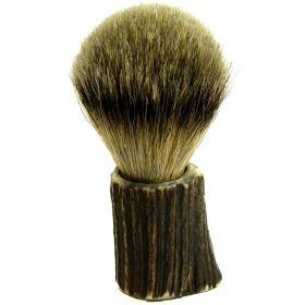 Stag Horn Badger Shaving Brush