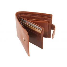 RFID Richmond Wallet Tan