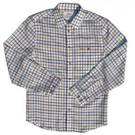 Kids Country Check Shirt