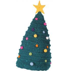 Christmas Tree Beanie