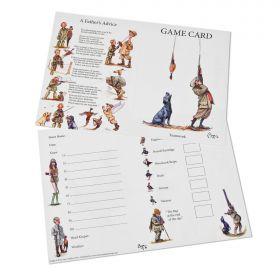 Shoot Game Cards - Teamwork