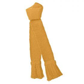 Wool Garters - Sunflower