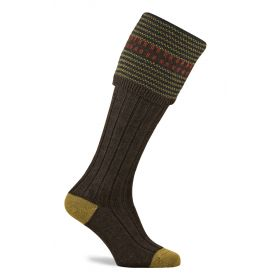 Melbury Shooting Socks - Hunter