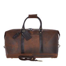 Oxford All Leather Weekender Bag