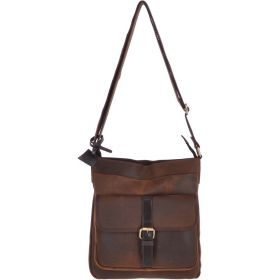 Oxford All Leather Travel Bag