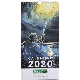 BASC 2020 Calendar