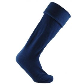 Welly Boot Liner Navy