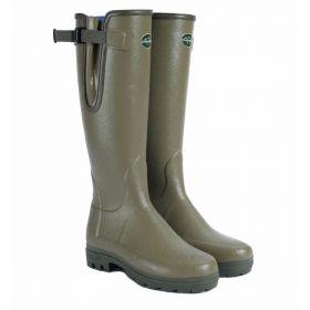 Le Chameau Vierzon Men's Leather Boots