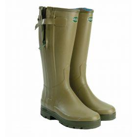 Le Chameau Chasseur Ladies Full Zip Neoprene Boot