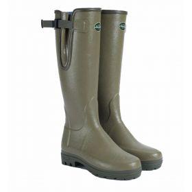 Le Chameau Vierzon Ladies Leather Boots