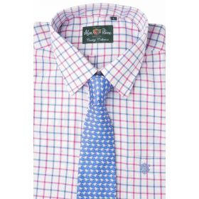 Alan Paine Ilkley Country Shirt - Pink