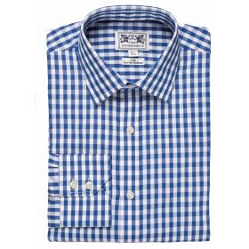 Oxford Classic Shirt - Navy/White