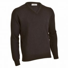 Alan Paine Lambswool V-Neck Sweater Sale