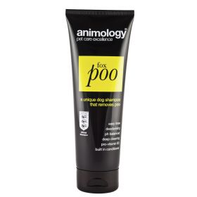 Animology Dog Shampoo - Fox Poo