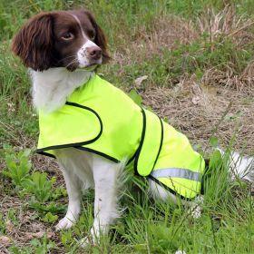 HI Vis Safety Dog Coat