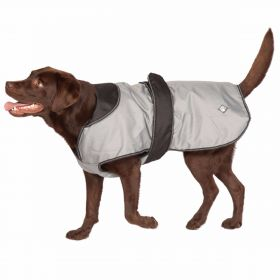 2 in 1 Ultimate Dog Coat - Grey