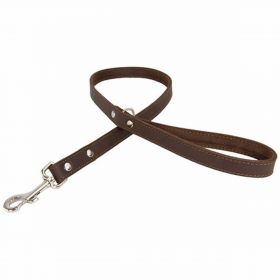 Leather Whippet / Greyhound Lead