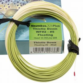 Snowbee XS Plus Thistledown Floating Fly Line