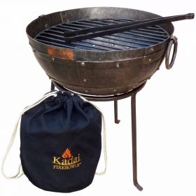 Travel Kadai Fire Bowl