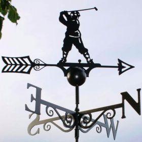 Weathervane Golfer