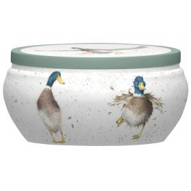 Scented Bliss Candle Ducks on Guard