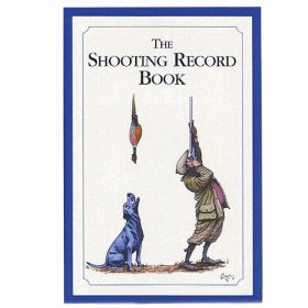 Bryn Parry Shooting Record Book