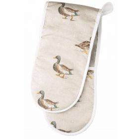 Double Oven Gloves Ducks