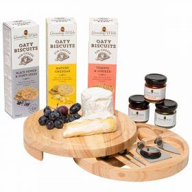 Chilgrove Cheese Board Hamper