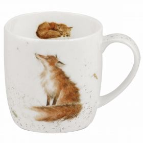 Country Set China Mug Artful Poacher Fox