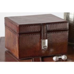 Ladies Leather Treasure Box