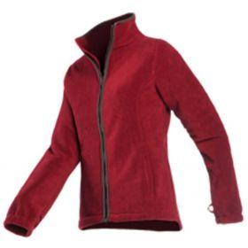 Baleno Sarah Fleece Jacket - Red