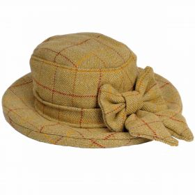 Stunning Tweed Hat