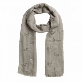 Hare Printed Scarf