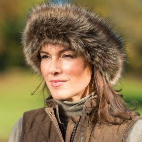 Baleno Grace Faux Fur Headband