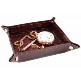 Leather Coin Tray