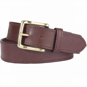 "Genuine Leather Belt 1.5"" Wide"