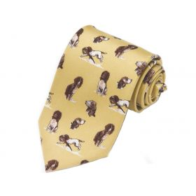 Silk Tie Working Spaniels