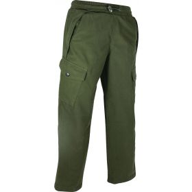 Kids Stealth Trousers - Green