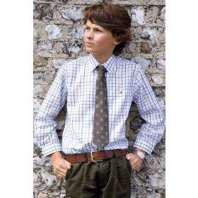 Glastonbury Childrens Check Shirt
