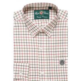 Alan Paine Kids Ilkley Shirt - Red