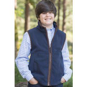 Country Kids Fleece Gilet