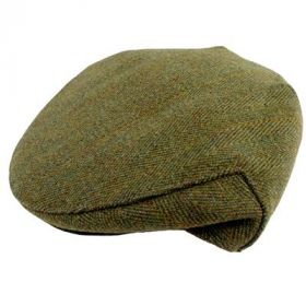 Kids Country Tweed Cap
