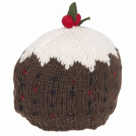 Christmas Pudding Beanie