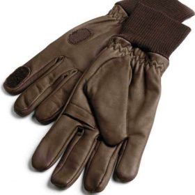 The Shooter Leather Gloves