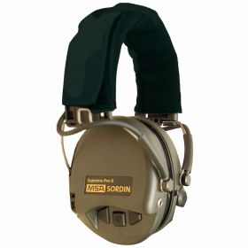 Sordin Digital Supreme Pro X Waterproof Hearing Protection