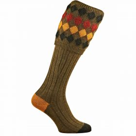 The Charlton Shooting Socks Old Sage