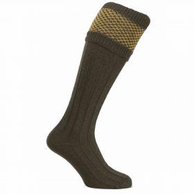 Balfour Shooting Socks - Pollen
