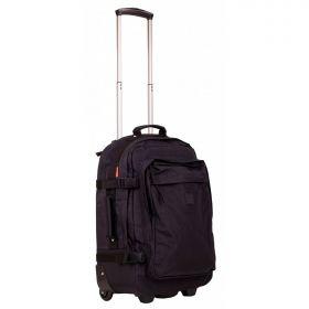Lightweight Luggage Trolley - Black