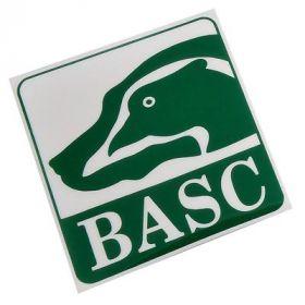 BASC Car Windscreen Sticker