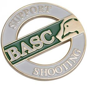 BASC Support Shooting Badge